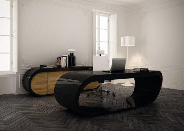 Goggle Desk – элитная линия мебели для современного руководителя от Babini