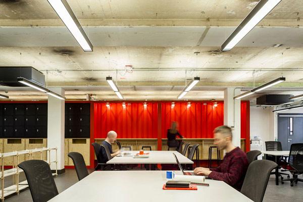 Google Campus – новый лондонский офис компании Google