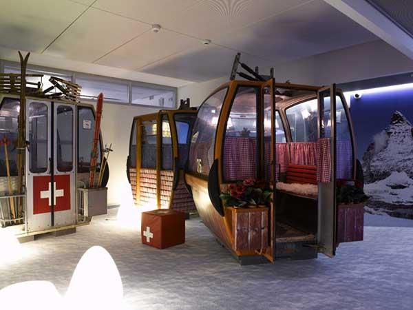 Новая штаб-квартира компании Google в Цюрихе (Швейцария)