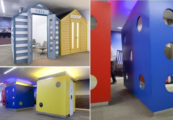 Новый лондонский офис Google от Scott Brownrigg