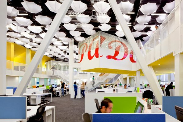 Grupo Gallegos Office - новый офис компании Grupo Gallegos в Калифорнии (США)
