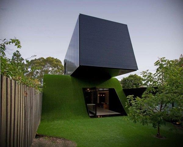 Дом был построен для семьи из пяти человек с тремя маленькими детьми.  Tweet. мельбурн. виллы.  10 комментариев.