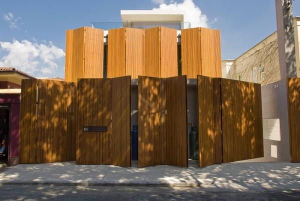House 53 – современная «крепость» от Studio MK27