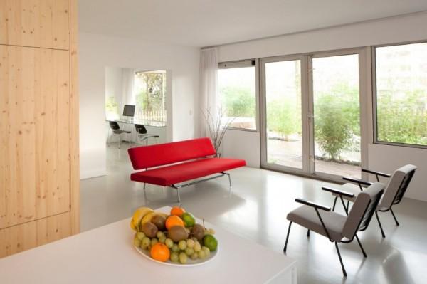 Жилой дом House A от Laura Alvarez Architecture