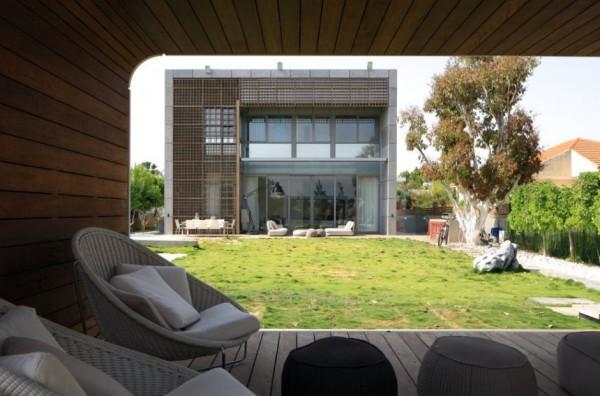 House K - жилой дом в Израиле от Auerbach Halevy Architects
