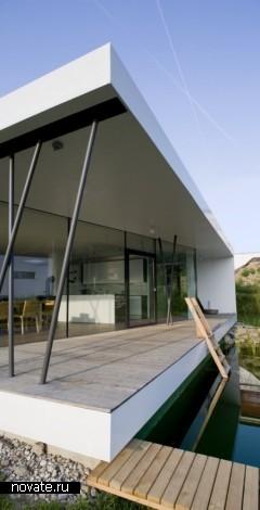 Жилой дом House M от Caramel Architekten в Австрии