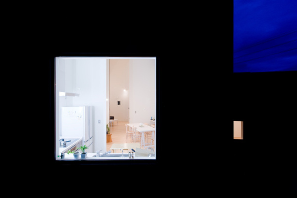 Жилой дом House O от Jun igarishi architects в Японии