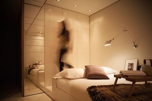 Жилой дом House closet от Consexto в Португалии