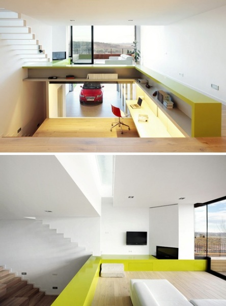 Жилой дом House in Casavells от 05 AM Arquitectura в Испании