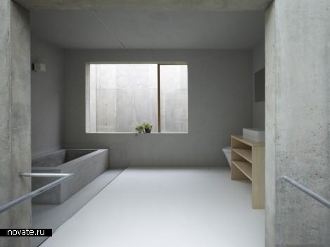 Дом в Хиросиме от Suppose design office