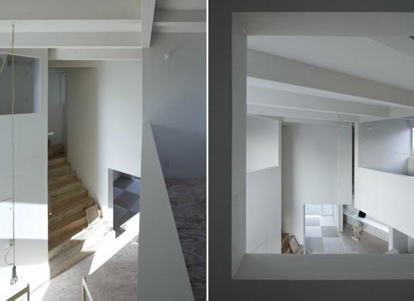 Жилой дом House in Iizuka от Rhythmdesign в Японии