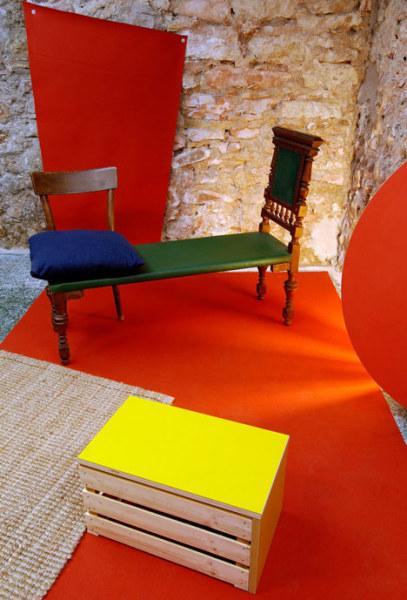 Интерьер офисного пространства Hub Rovereto от Andrea Paoletti
