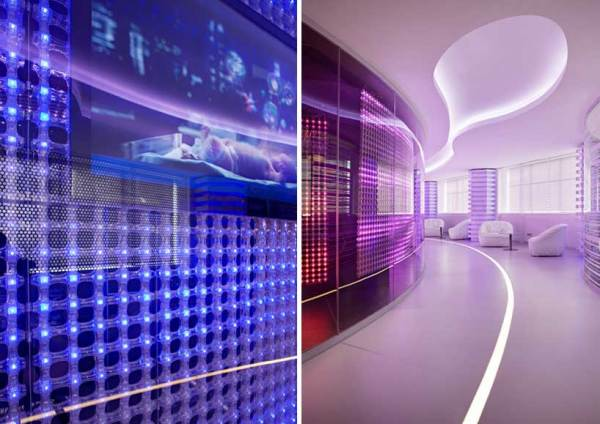 Проект итальянского корпоративного офиса компании IBM