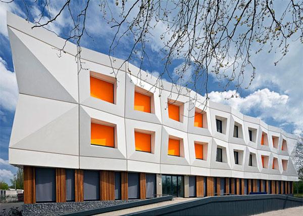 Veilige Veste - первая крупномасштабная эко-реконструкция в Нидерландах
