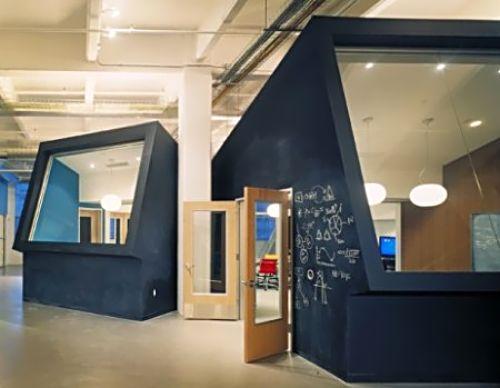 Креативный офис KBS+P от Jensen Architects в Сан-Франциско