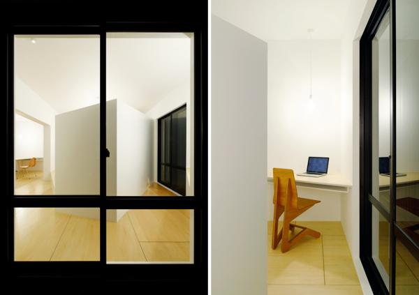 Квартира KD-house от Geneto в Японии
