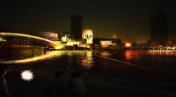 Проект культурного центра Maritime Culture & Pop Music Center в Тайване