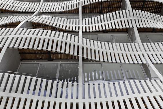 Kiral – кинетические и оптические иллюзии от мексиканских архитекторов