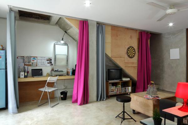Жилой дом Kiri House в Бинтаро (Тангеранг, Индонезия) от Atelier Riri