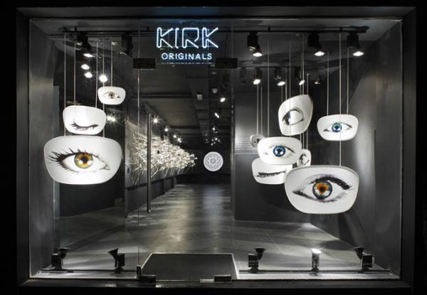 Лондонский бутик компании Kirk Originals от Campaign