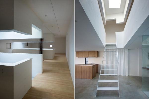 Жилой дом Kodaira-shi Residence от Suppose Design Office