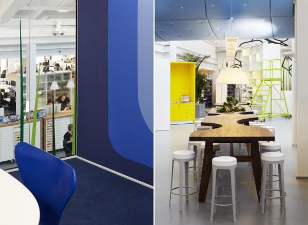 LEGO Office – новая штаб-квартира компании LEGO в Биллунде (Дания)