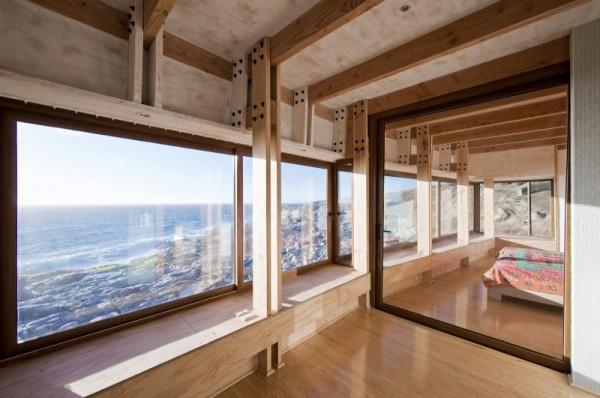 La Baronia House – тихоокеанская вилла от чилийских архитекторов