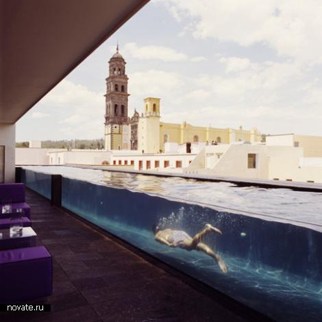 Бутик-отель Purificadora Boutique Hotel в Мексике