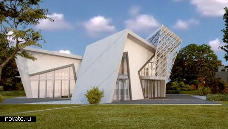 Проект сборного дома Libeskind Villa от Studio Daniel Libeskind