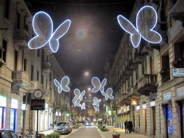 Проект Light Butterflies от Chiara Lampugnani в Италии