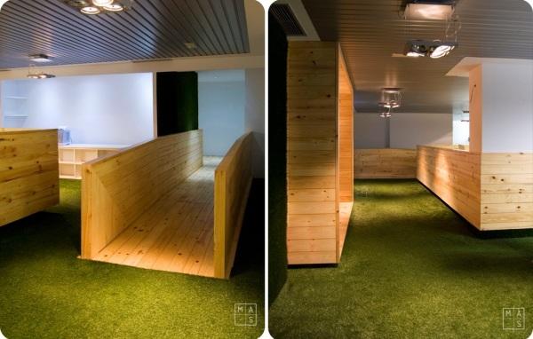 Офис испанской компании MNProgram от MAS Arquitectura