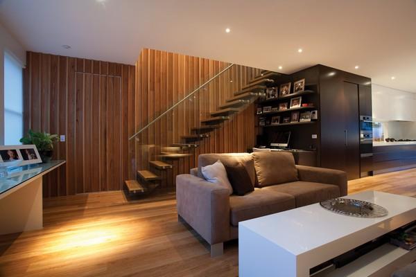 Mercer Residence – реконструкция жилого дома от Vibe Design Group