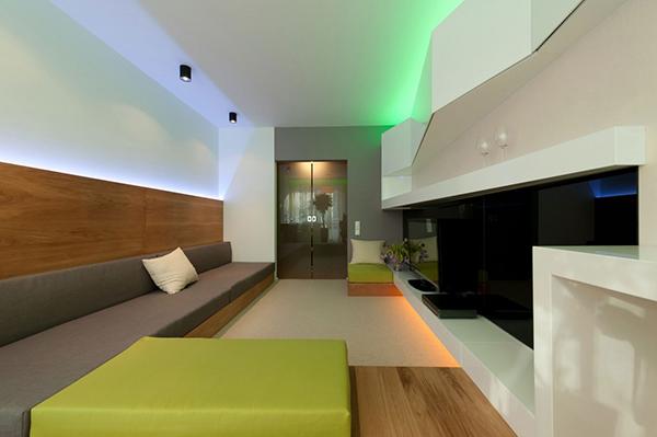 Квартира в Москве от SL Project