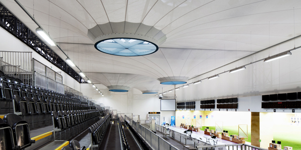 Кампус для Олимпийских и Паралимпийских игр в Лондоне