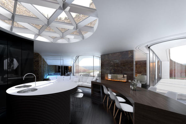 Эко-дом для британского футболиста от Make Architects