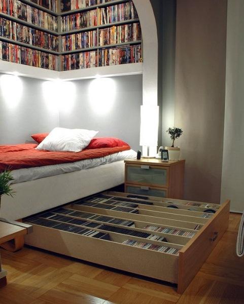 Однокомнатная квартира дизайн студия