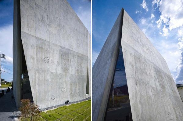 Mecenat art museum креативная архитектура