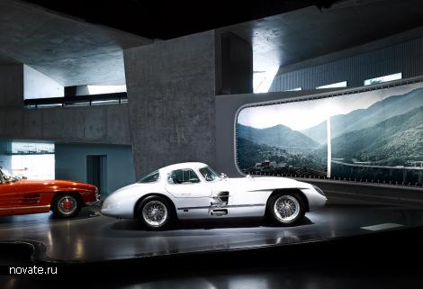 Здание Mercedes Benz Museum. Эталон для подражания от UN Studio