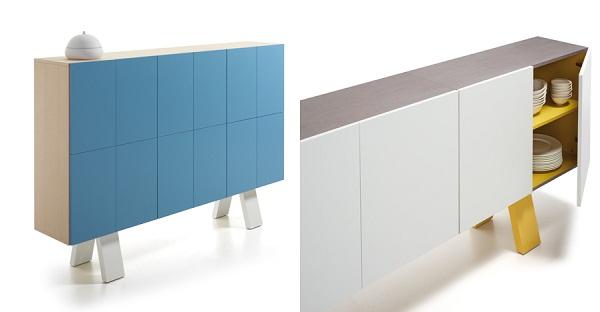 Модульная система Midi Colors от Sistema Midi