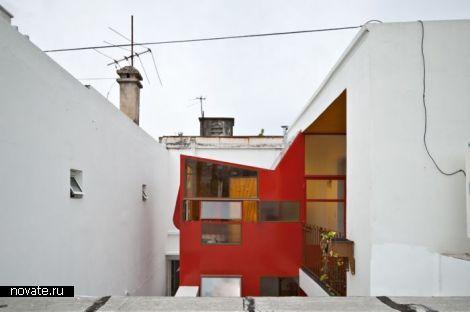 Жилой дом Min House от Pop-Arq в Аргентине