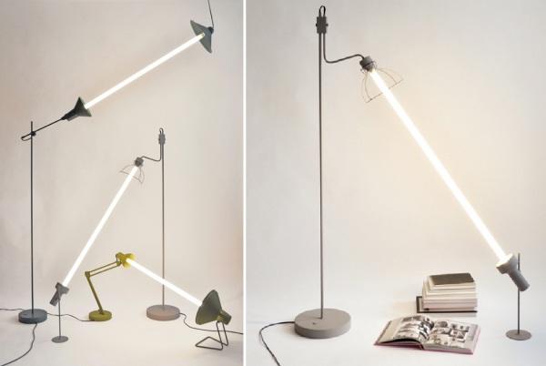 Лампы Relumine от Mischer Traxler