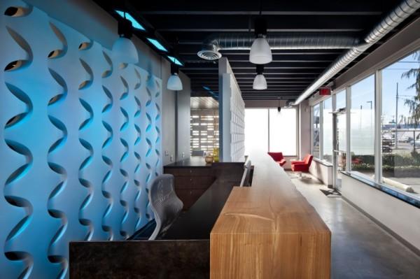 Штаб-квартира компании Modular Arts от Heliotrope Architects