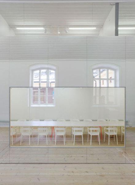 Интерьер офиса No Picnic от Elding Oscarson в Швеции