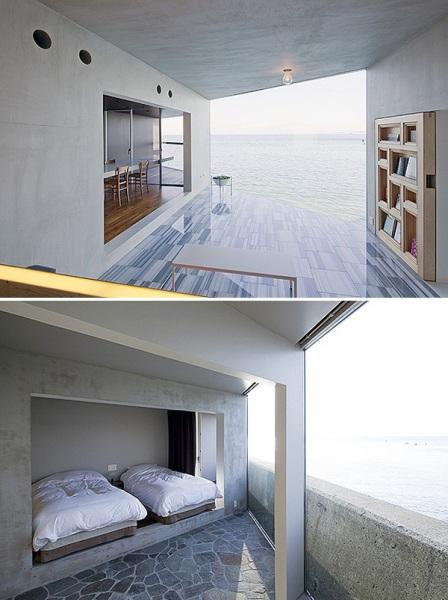 Жилой дом Nowhere but Sajima House в Японии