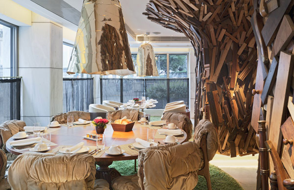 NEW Hotel in Athens – новый креативный отель от братьев Кампана (Fernando and Humberto Campana)