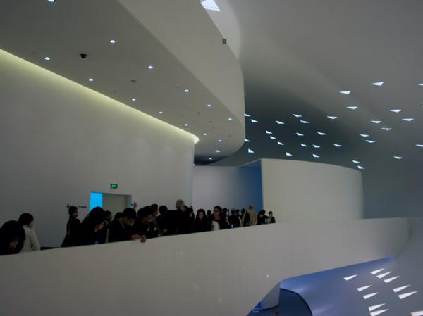 Музей OCT design museum в Пекине (Китай) от Studio Pei Zhu