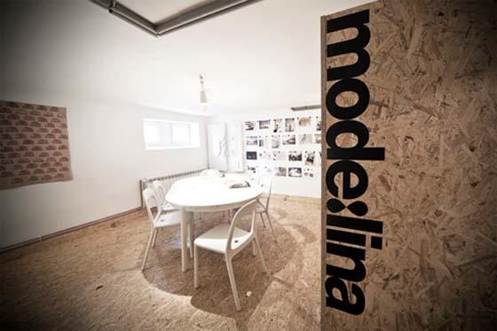 OSB OFFICE для компании mode:lina в Познани