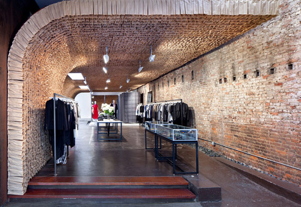 OWEN Store - креативный лофт-бутик в Нью-Йорке