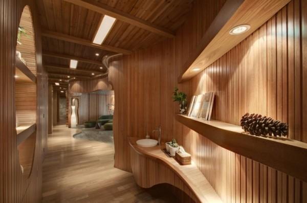Клуб One Taste Holistic Health Club в Китае