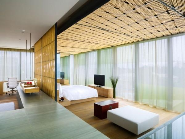 Opposite House Hotel – городской лес в Пекине